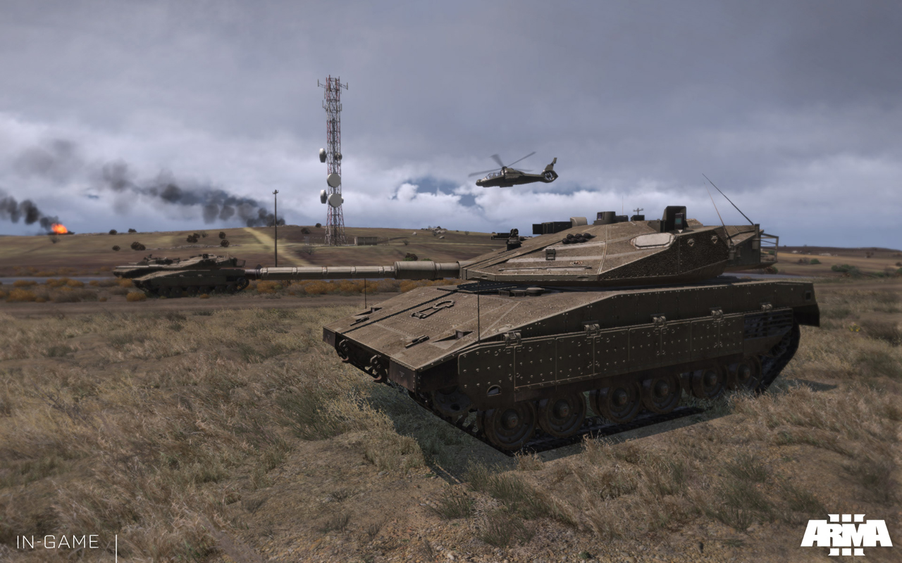Welcome to ArmA III! Here's how you can get started  : arma