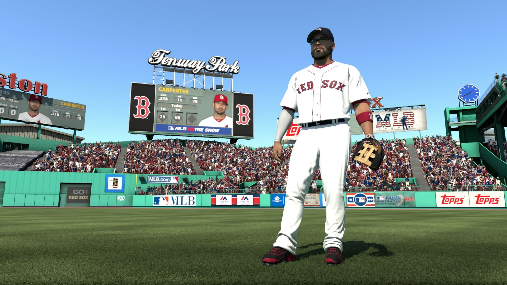 MLB 14 The Show comes home in May for PS4, April for PS3 and Vita