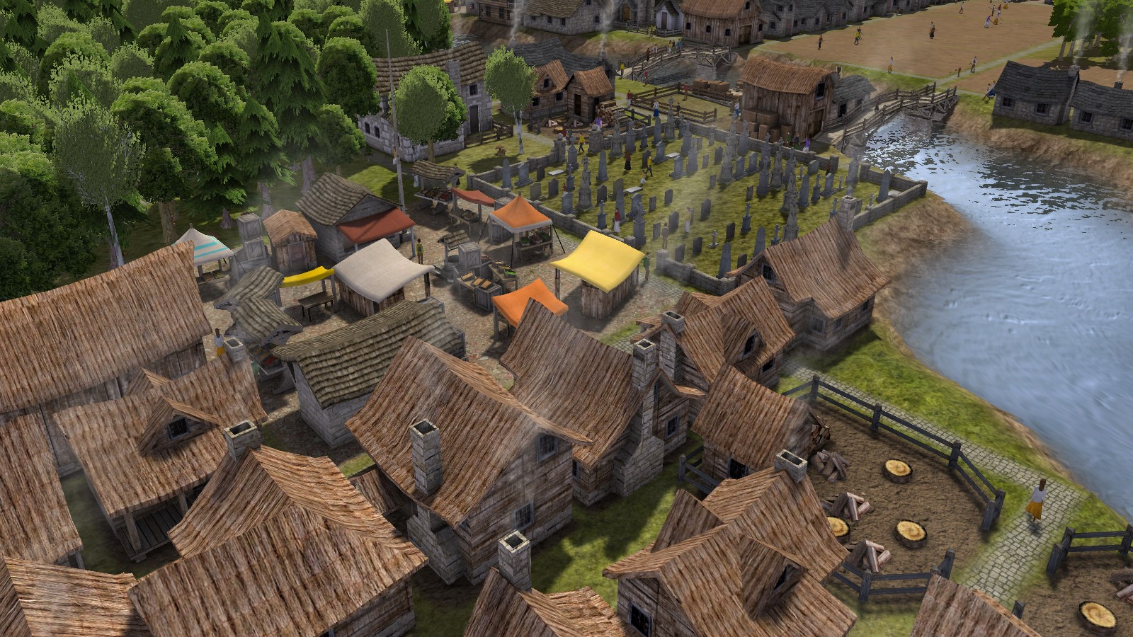 Banished review: feast or famine | Polygon