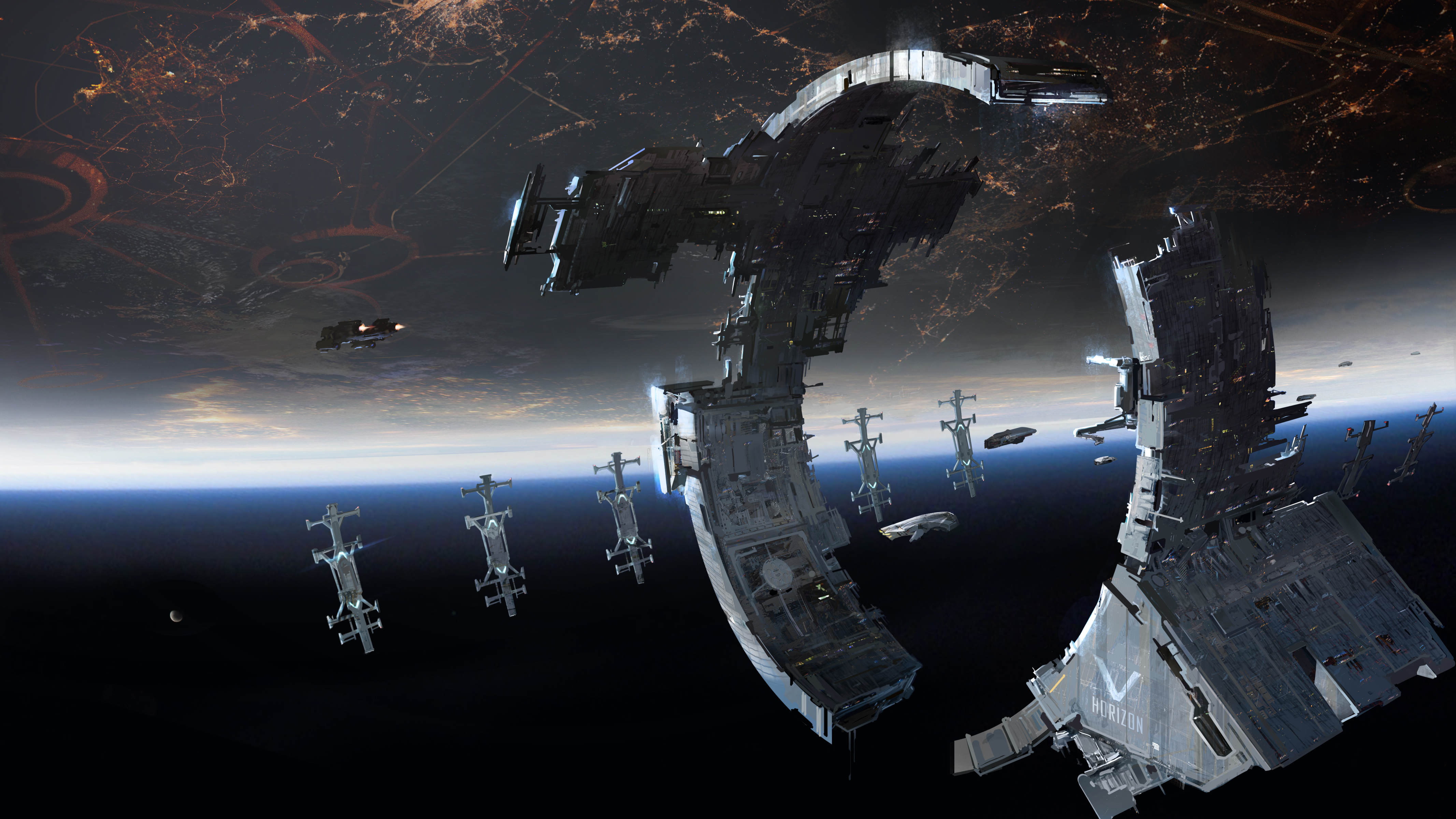 Dreadnought Offers Tactical Battles With Battlestar