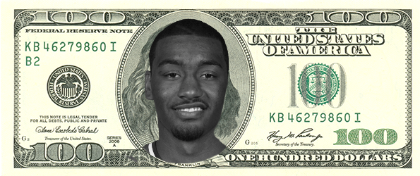 Did John Wall Just Give A Teammate 100k For Christmas