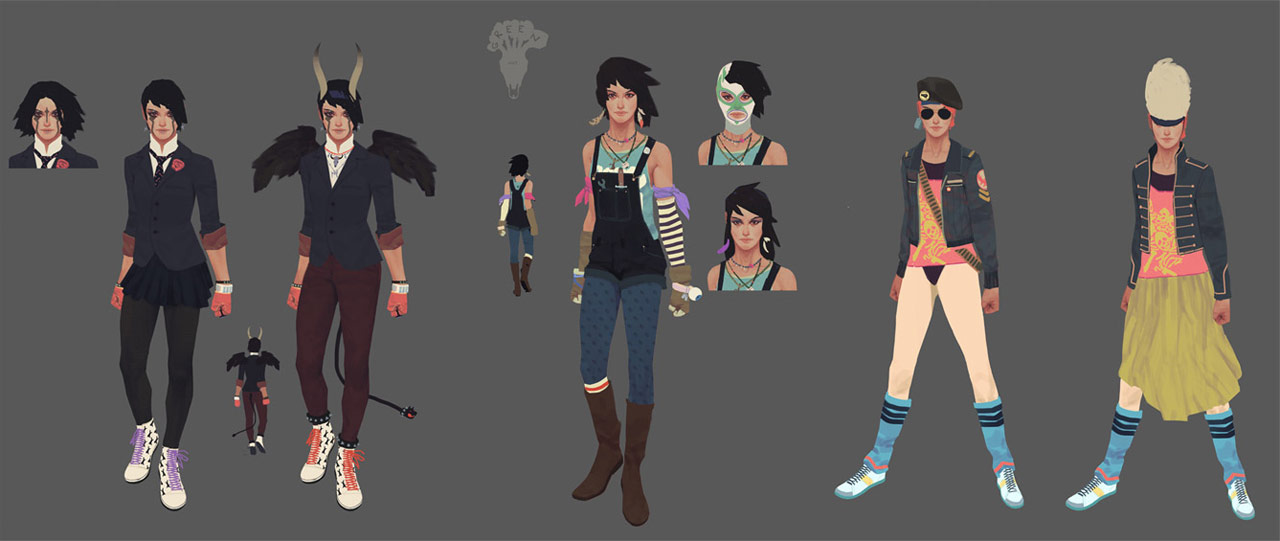 Costume Design Character Analysis : In review our favorite costume and character designs