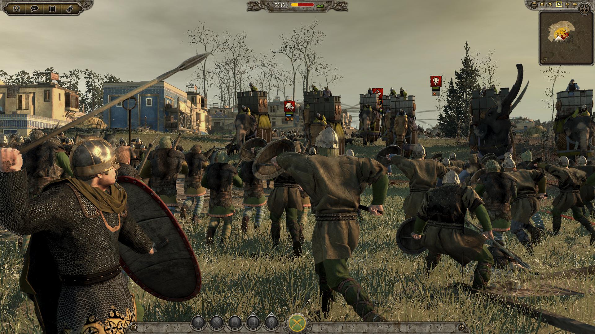 игры средневековья от 1 лица на пк