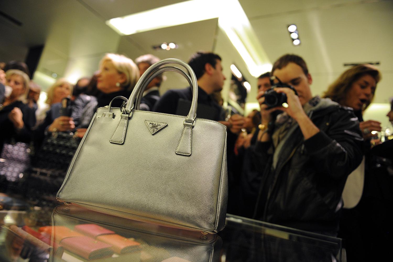 prada bag purple - It's Time to Admit That Prada's in Decline - Racked