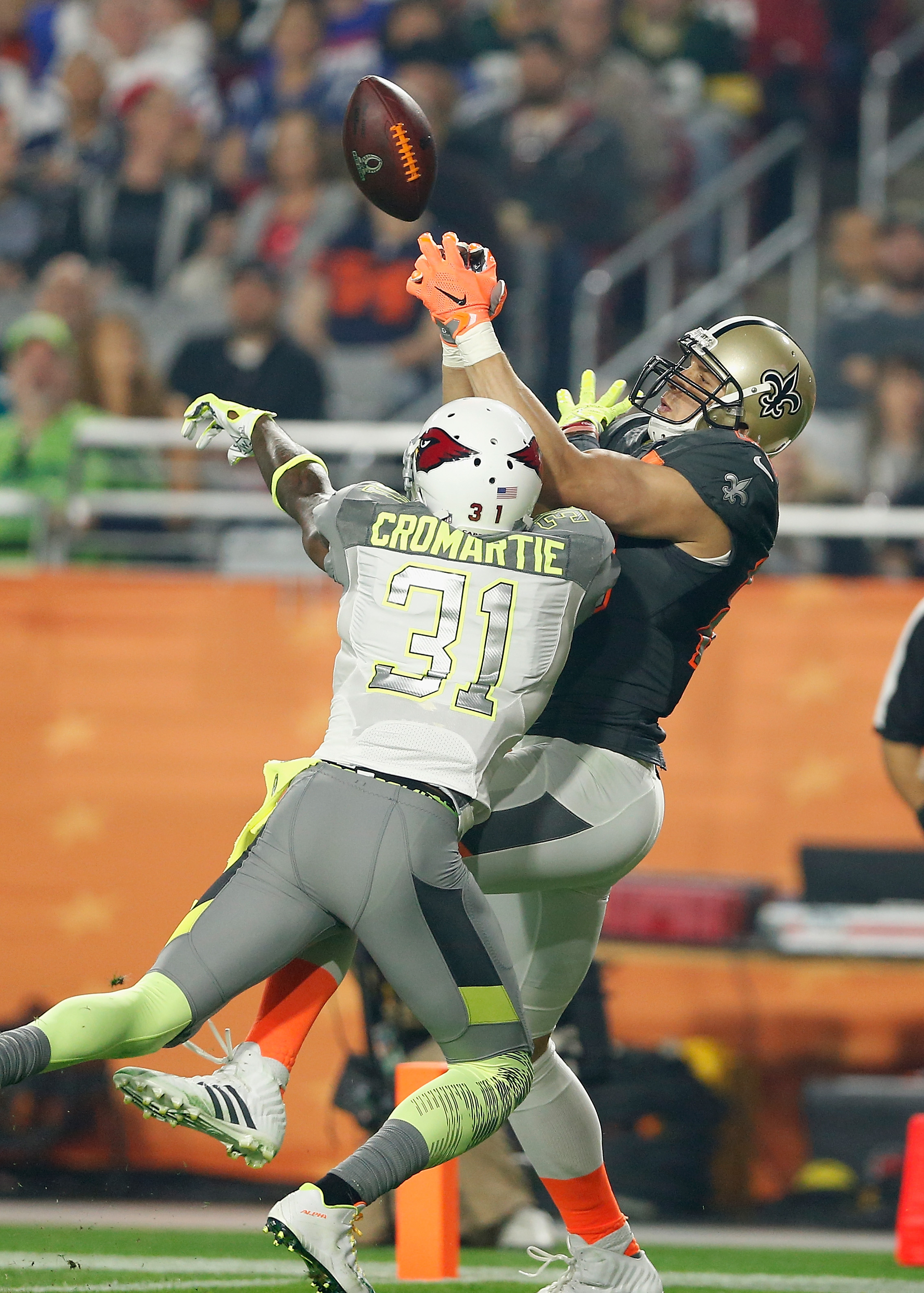 2015 Pro Bowl results: Team Carter falls 32-28, Antonio ...
