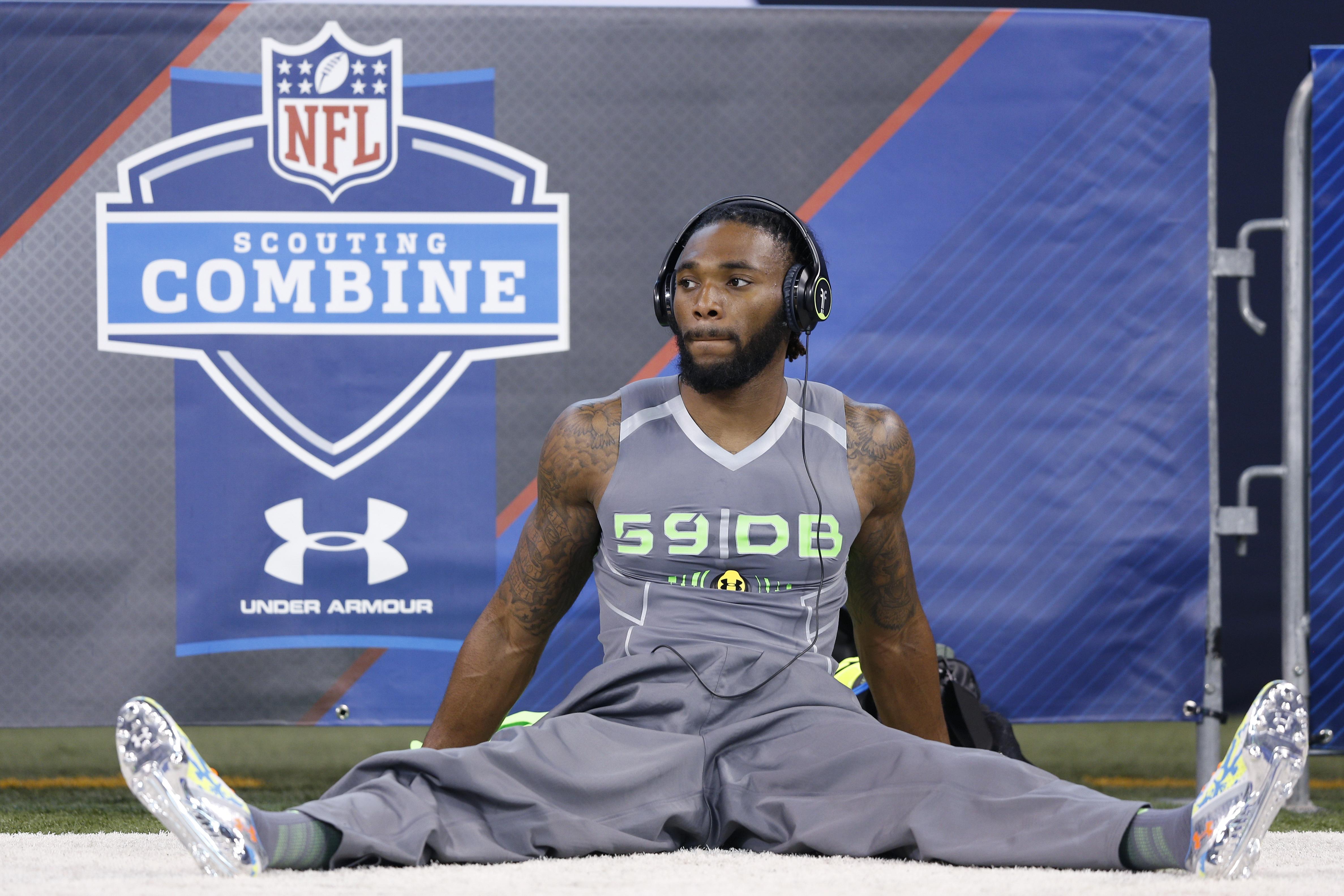 NFL Combine Invite List 323 College Prospects Schedule Of Events Regional Combines