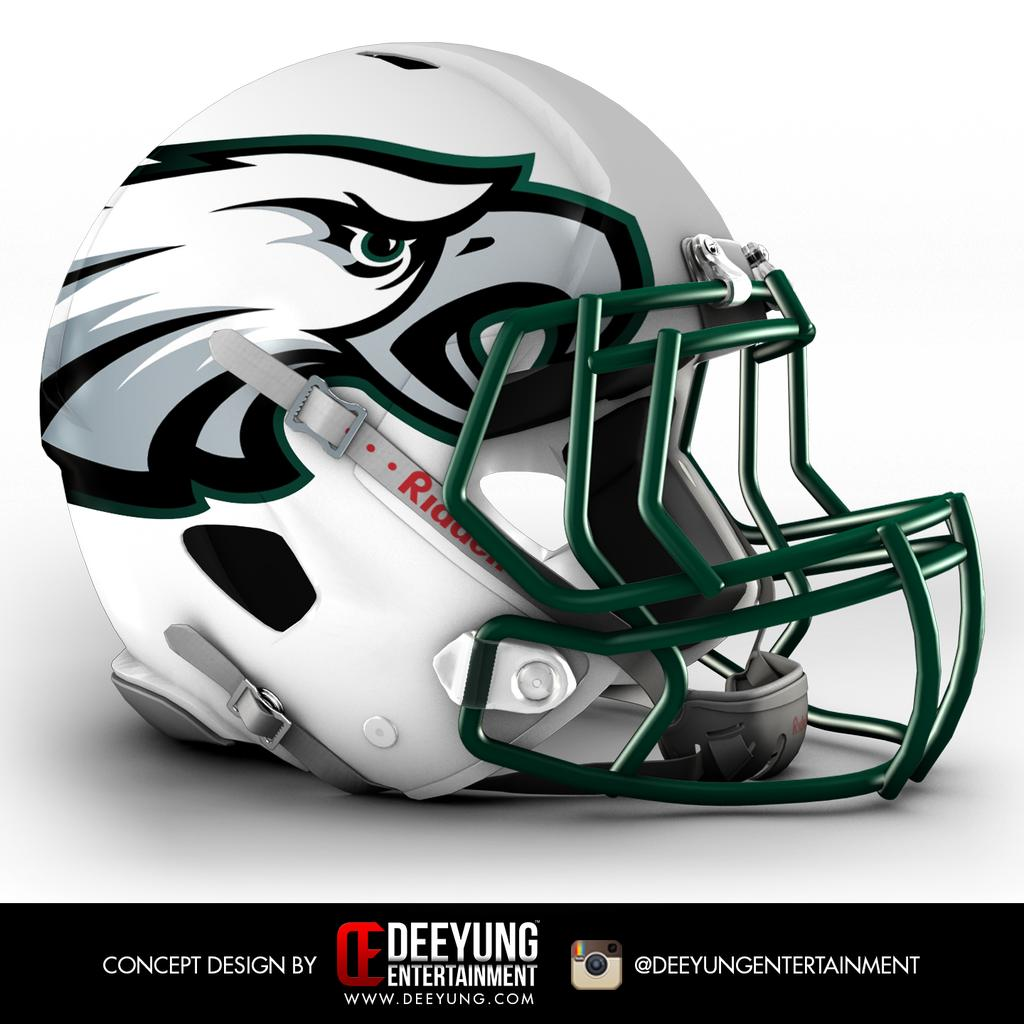 47848097 Here's what modern Eagles Kelly Green uniforms could look like ...