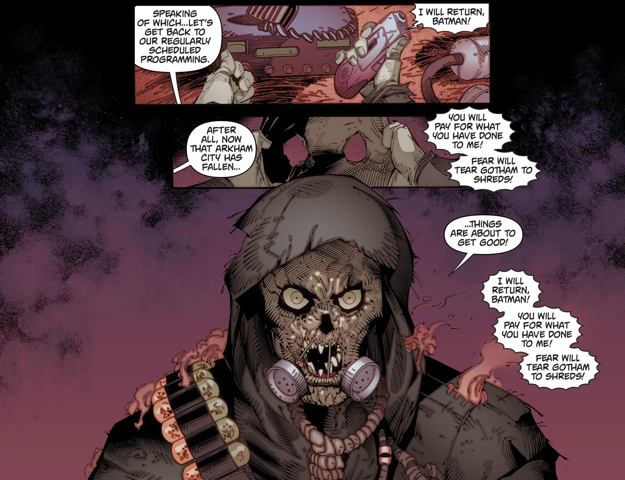 Batman Arkham Knight Jokers Son at Batman Arkham Knight