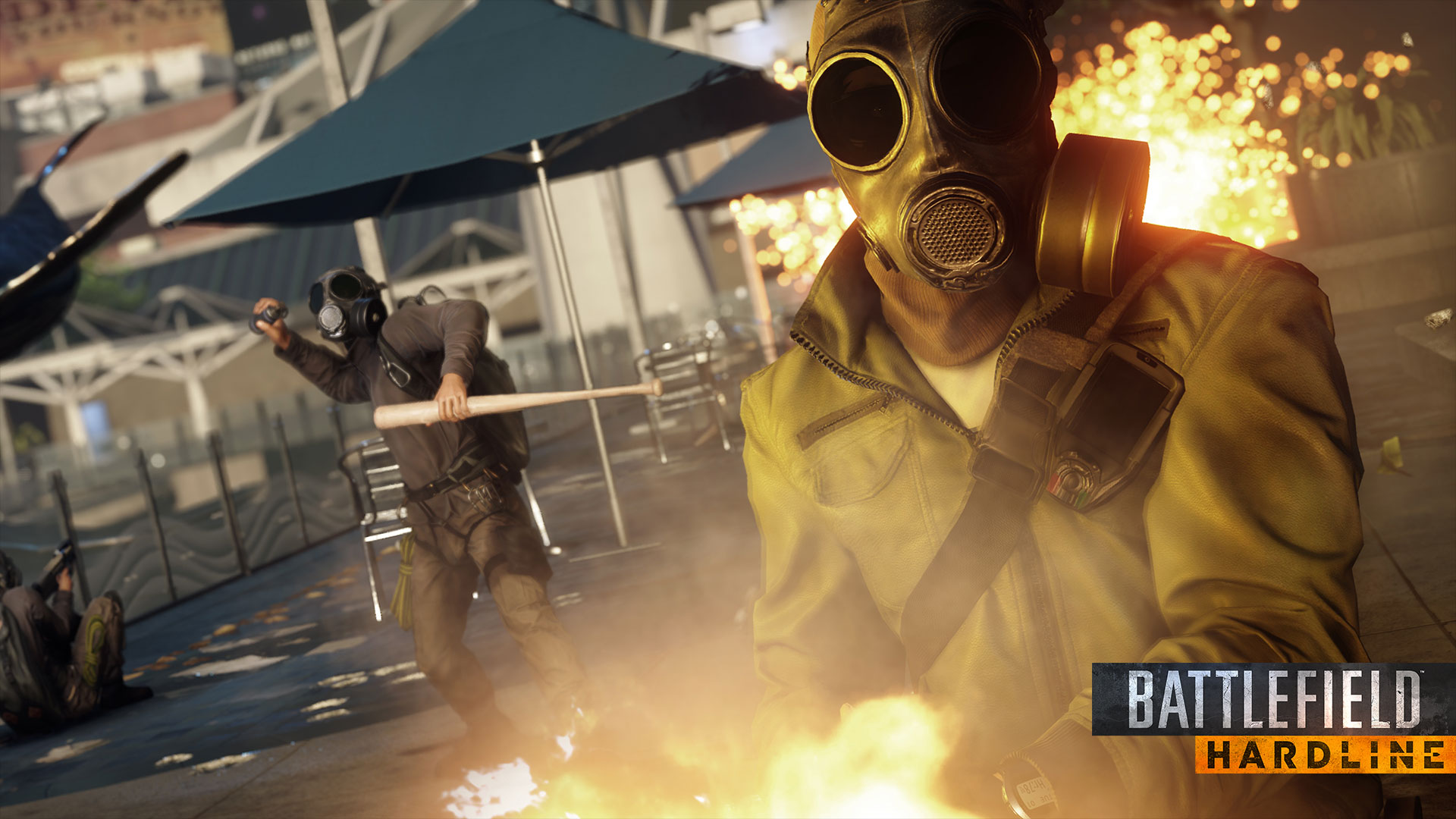 Battlefield Hardline and the silent agony of villains