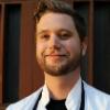 Jon Awerman burger week portrait