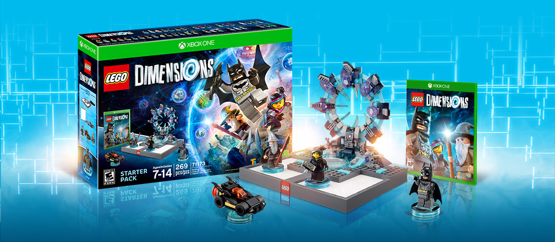 Lego Dimensions Hits Sept 27 Includes Dc Back To The