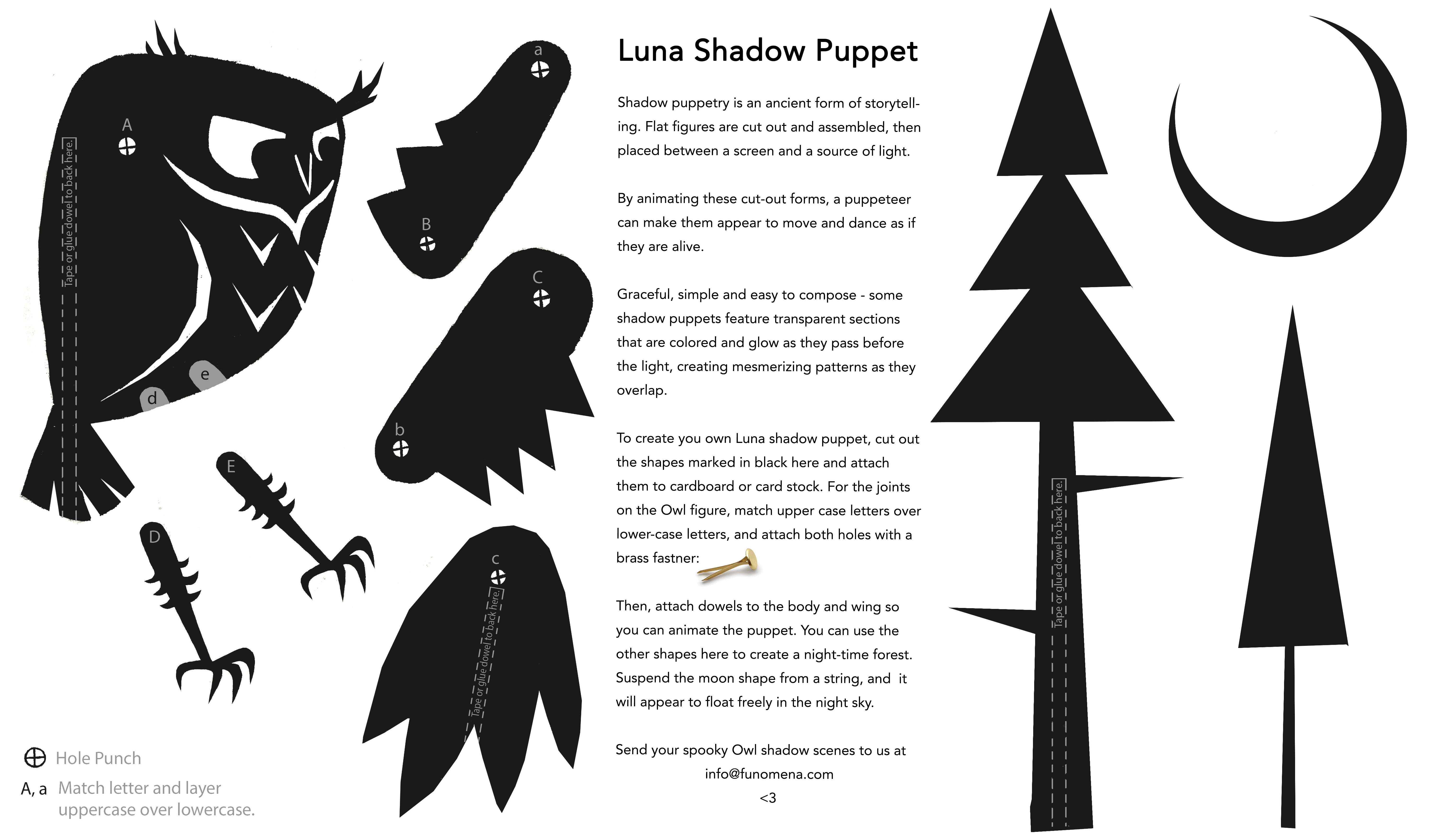 Communication on this topic: How to Make Shadow Puppets, how-to-make-shadow-puppets/