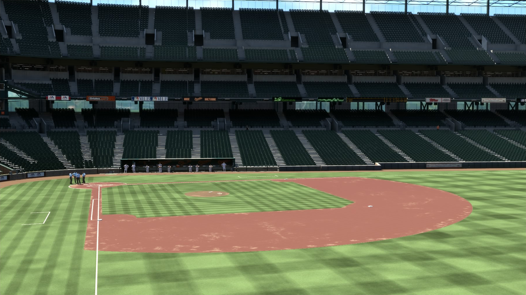 Mlb 15 The Show Recreates Historic Baltimore Orioles Game