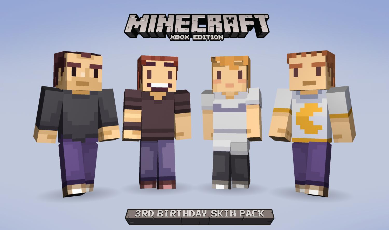 Xbox 360 Minecraft Default Skins Free Minecraft skins h...
