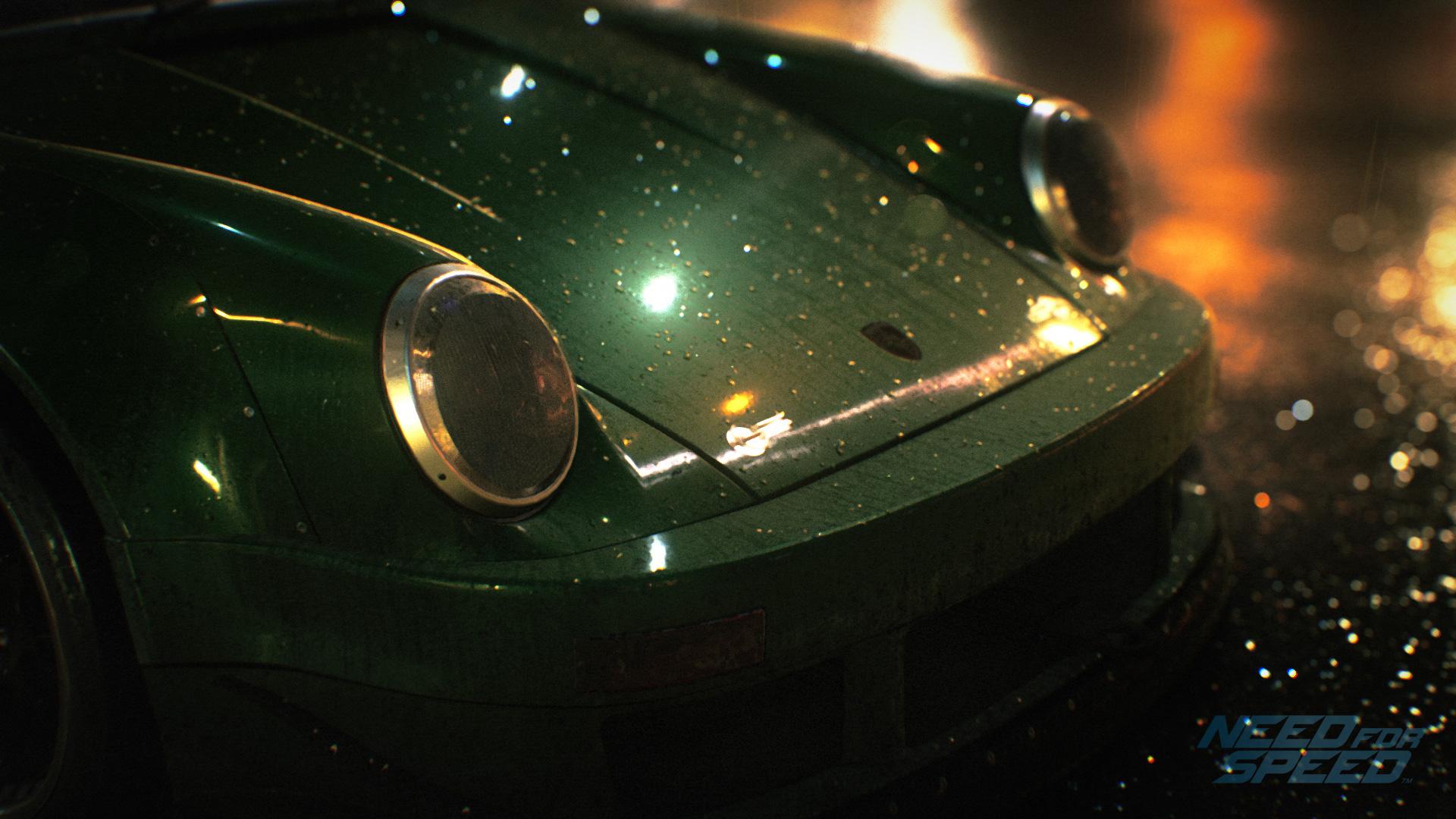 Porsche 911 - jeden z důvodů, proč sérii Need for Speed milujeme.