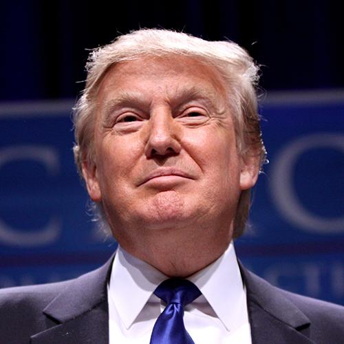 Donald Trump R