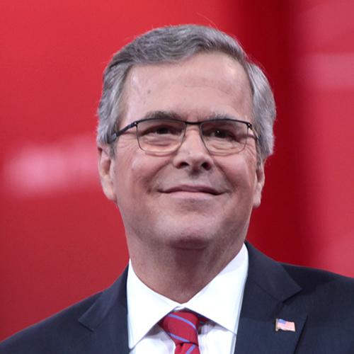Jeb Bush R