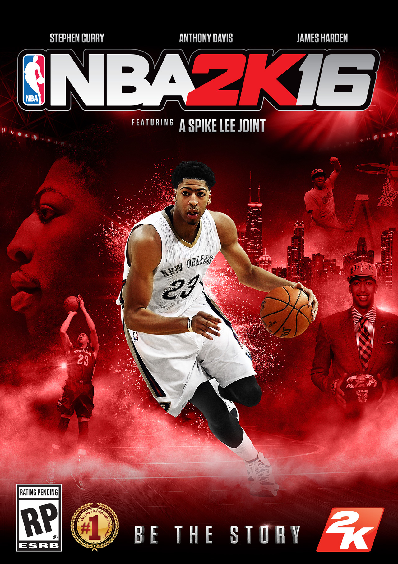 2K Sports confirms NBA 2K16 is a Spike Lee joint (update ...