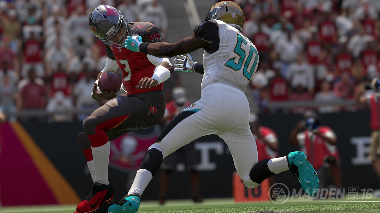 Madden nfl 16 gets fantasy football inspired mode upgraded passing