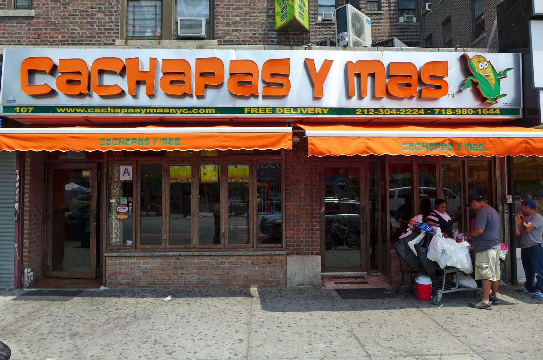 Venezuelan Hot Dogs New York