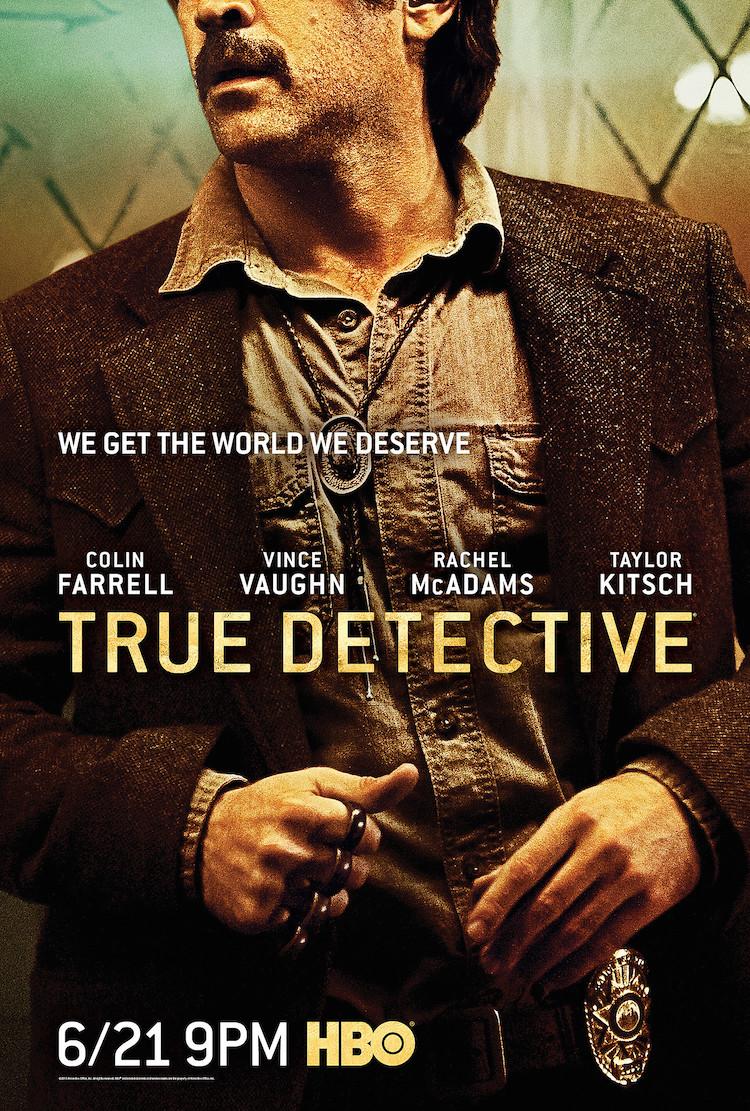 True Detective season two poster