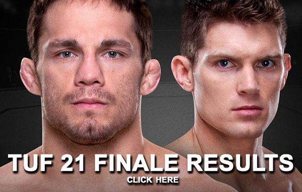 TUF 21 Results
