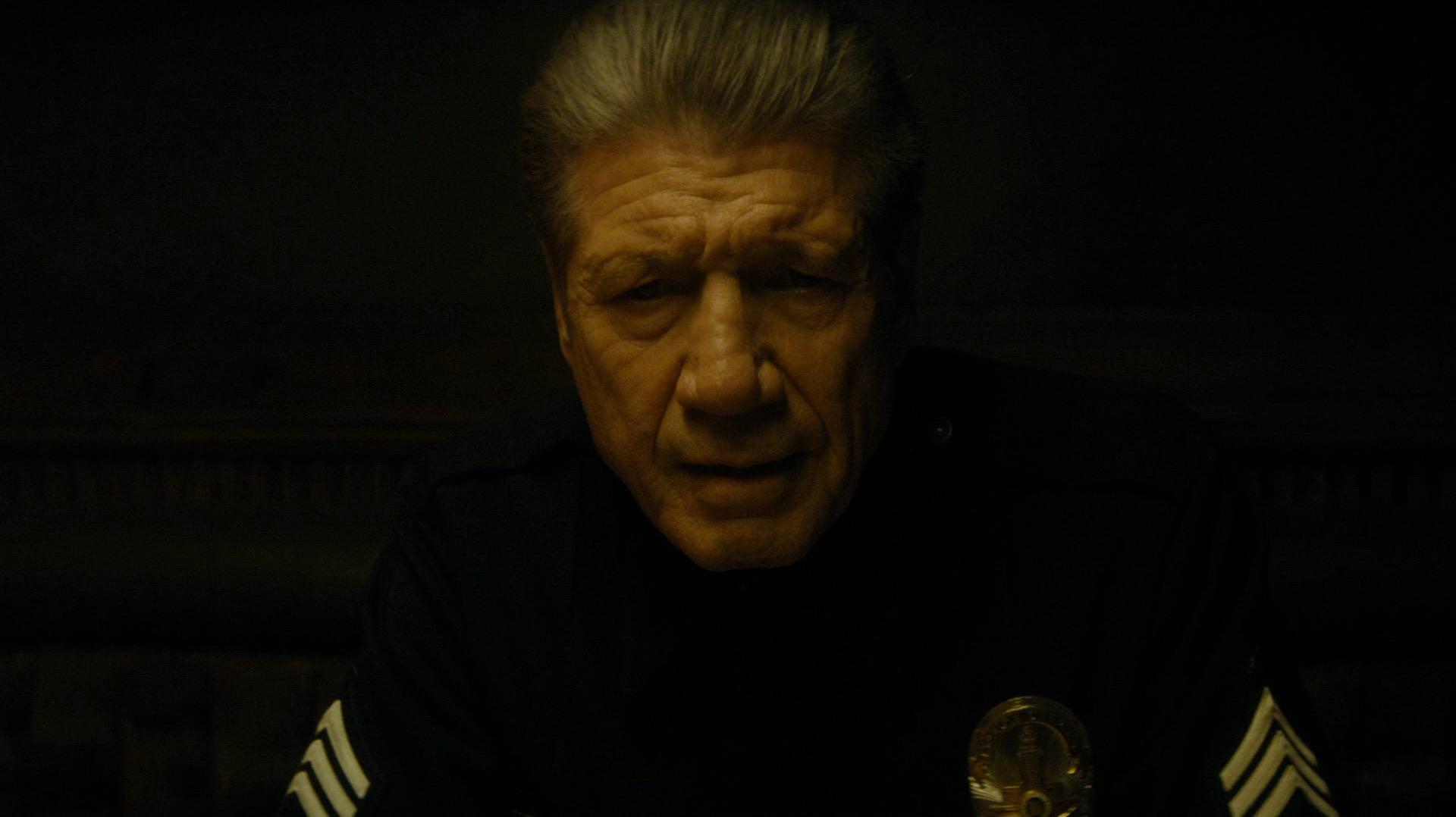 Ray's father, Eddie Velcoro