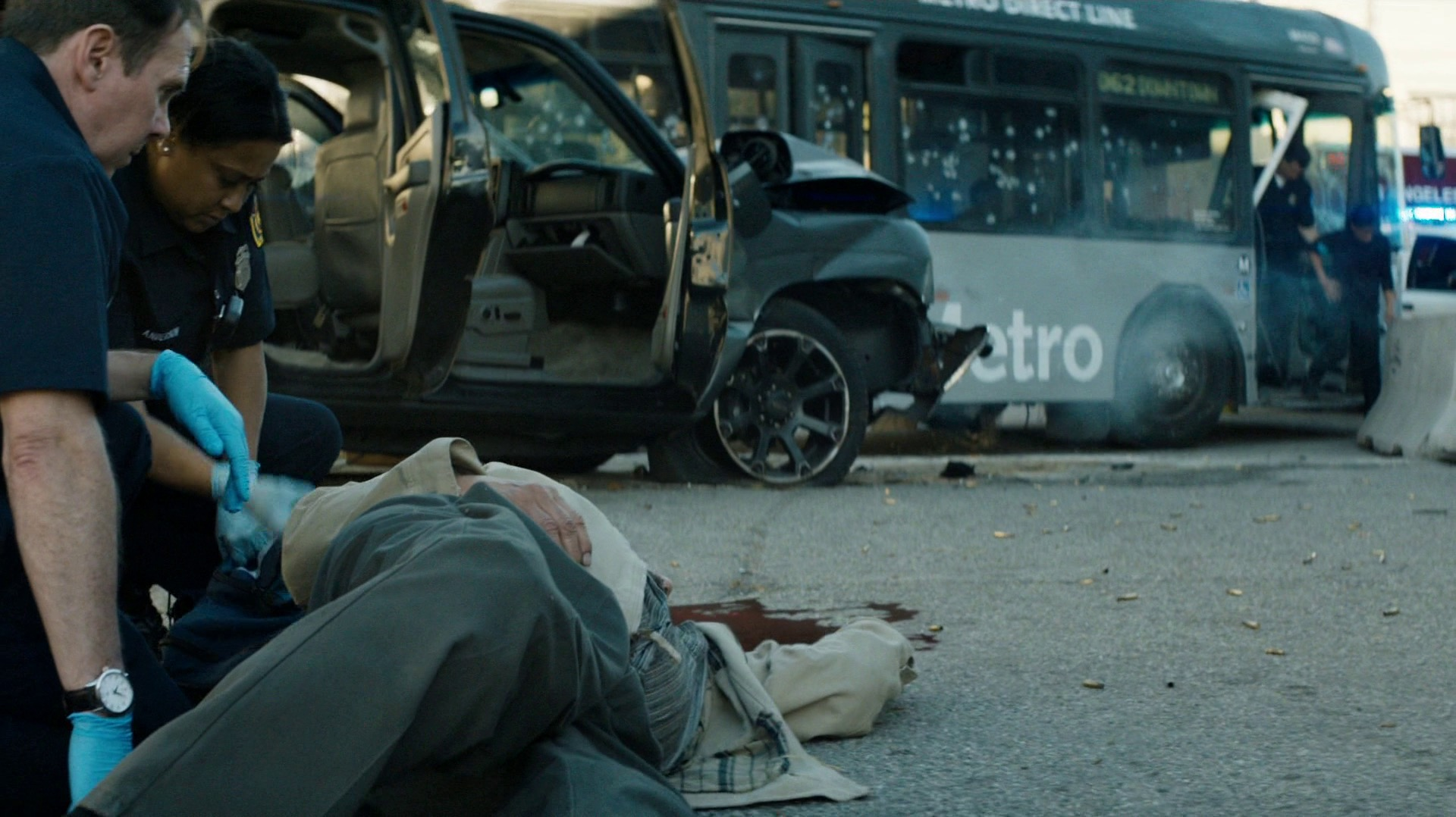 True Detective episode five's first shot.