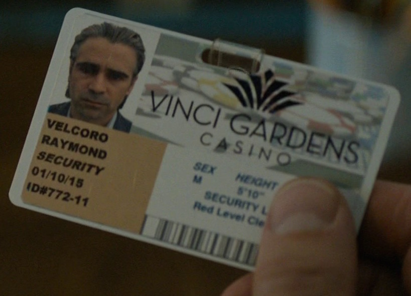 ¿Cuánto mide Colin Farrell? - Altura - Real height Ray_s_id_badge.0