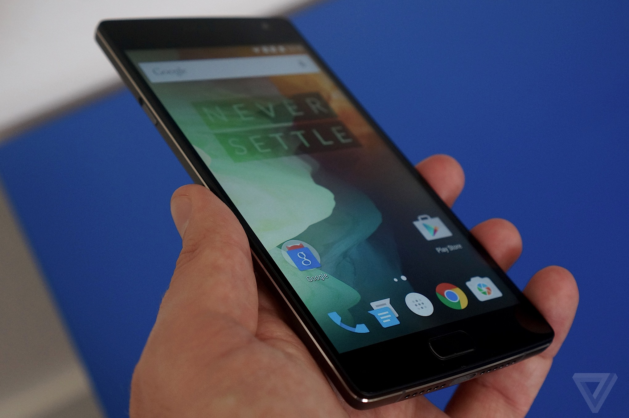 The OnePlus 2 pushes the boundaries of how cheap a flagship phone can be | The Verge