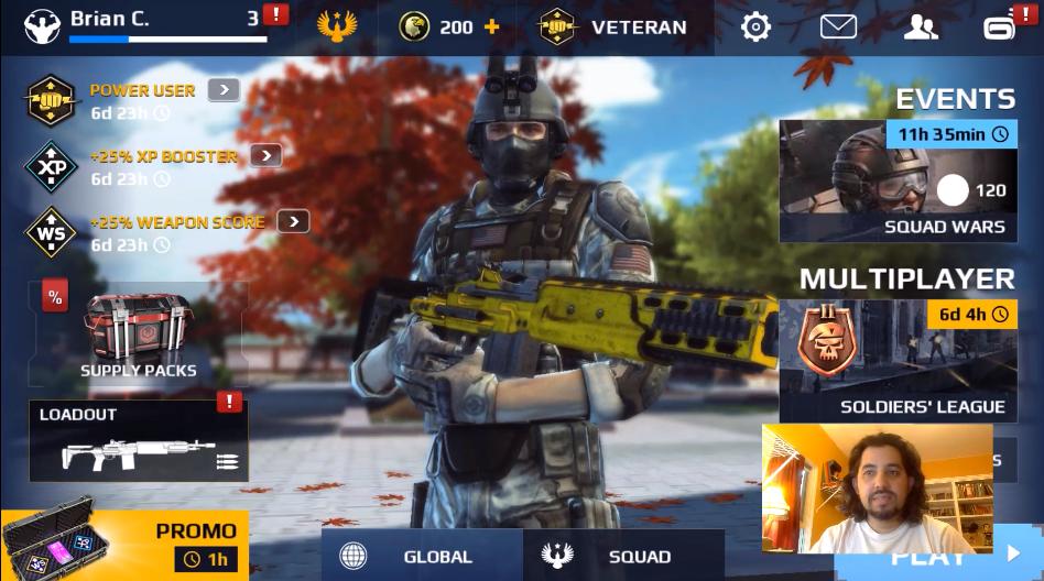 Game news  - Magazine cover
