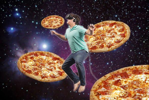 Pizza Luckey