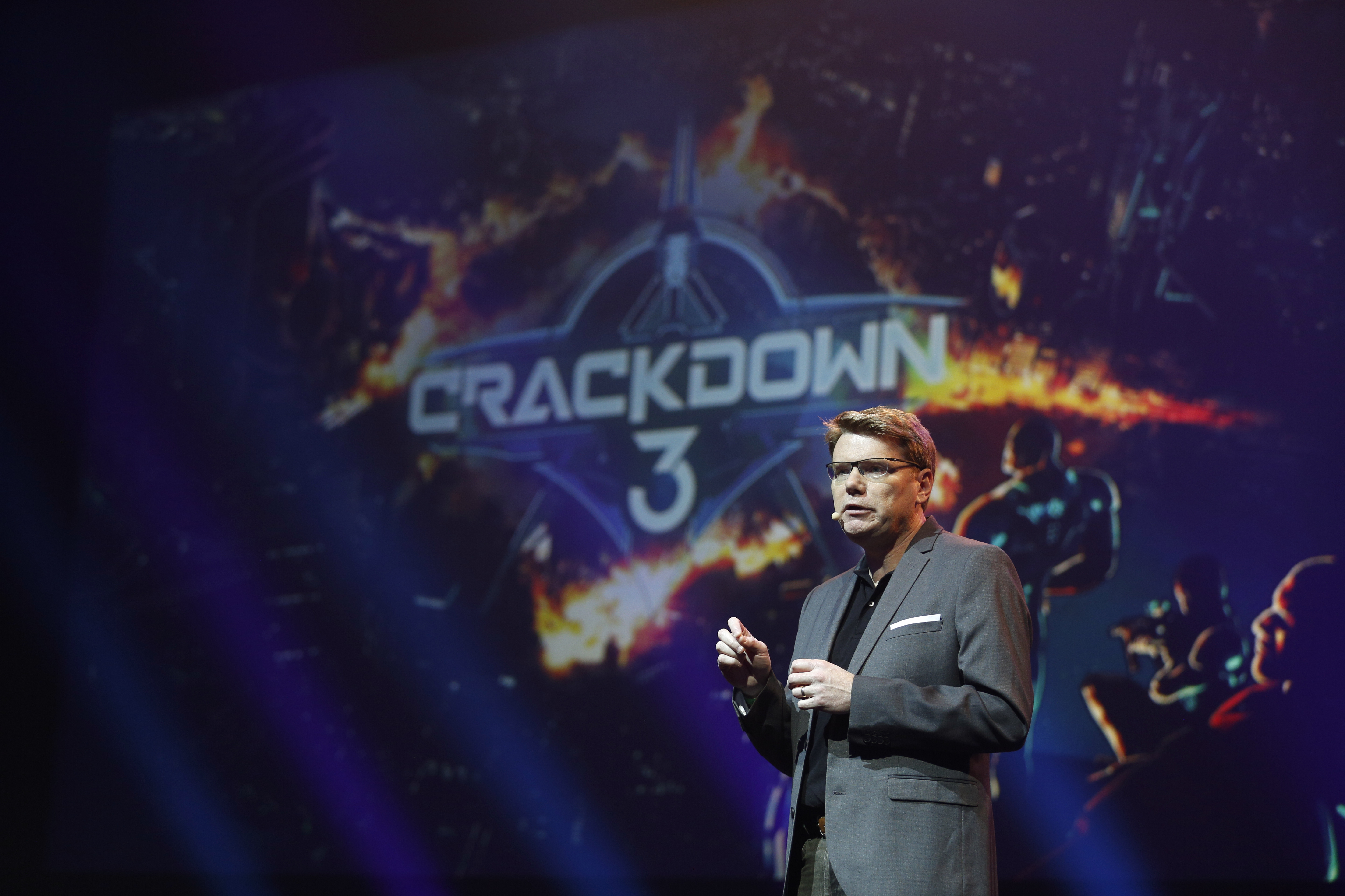 Crackdown 3 (finally) proves why Microsoft put Xbox One's head in the cloud