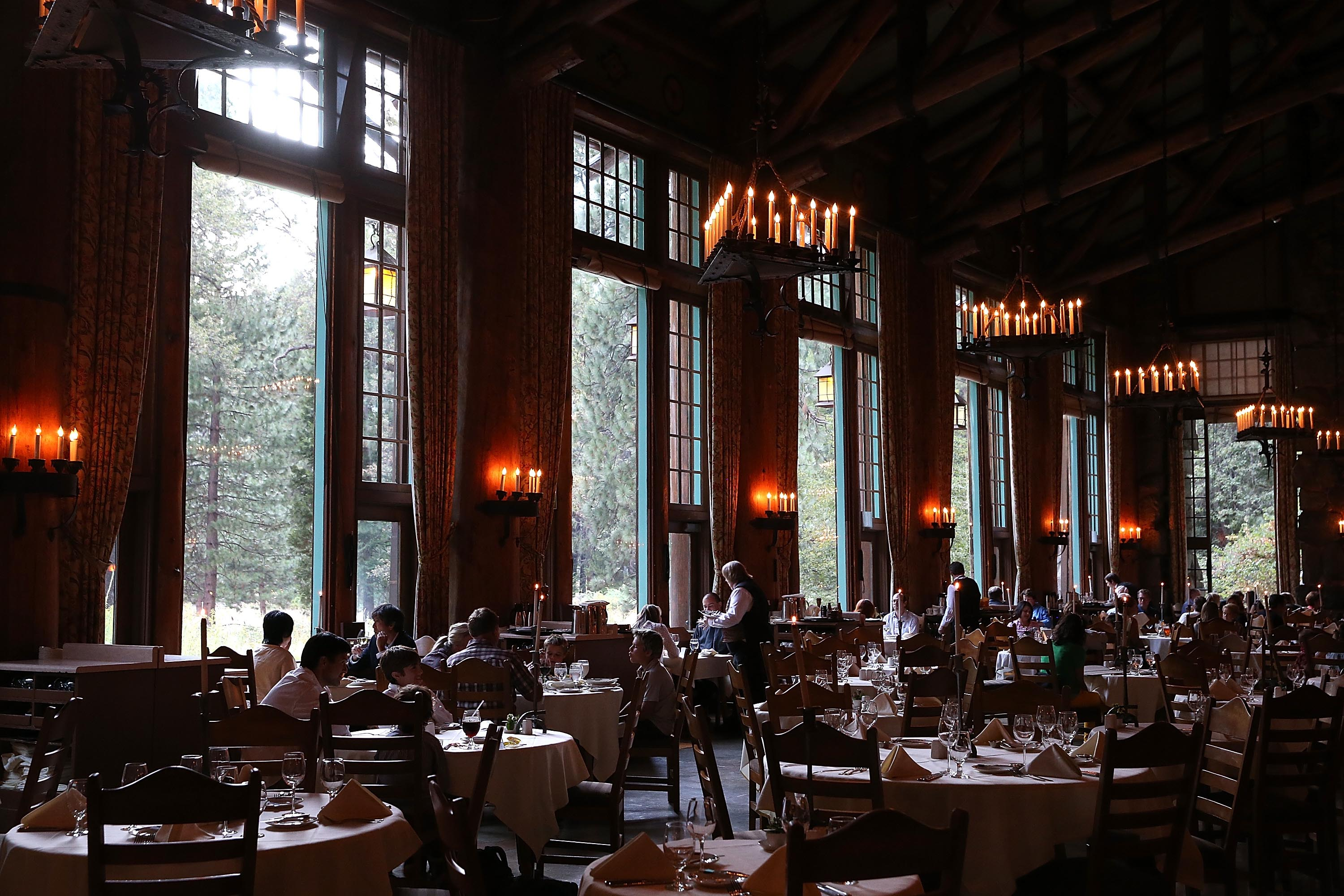 Dining in the Wilderness: The Restaurants in America's National Parks