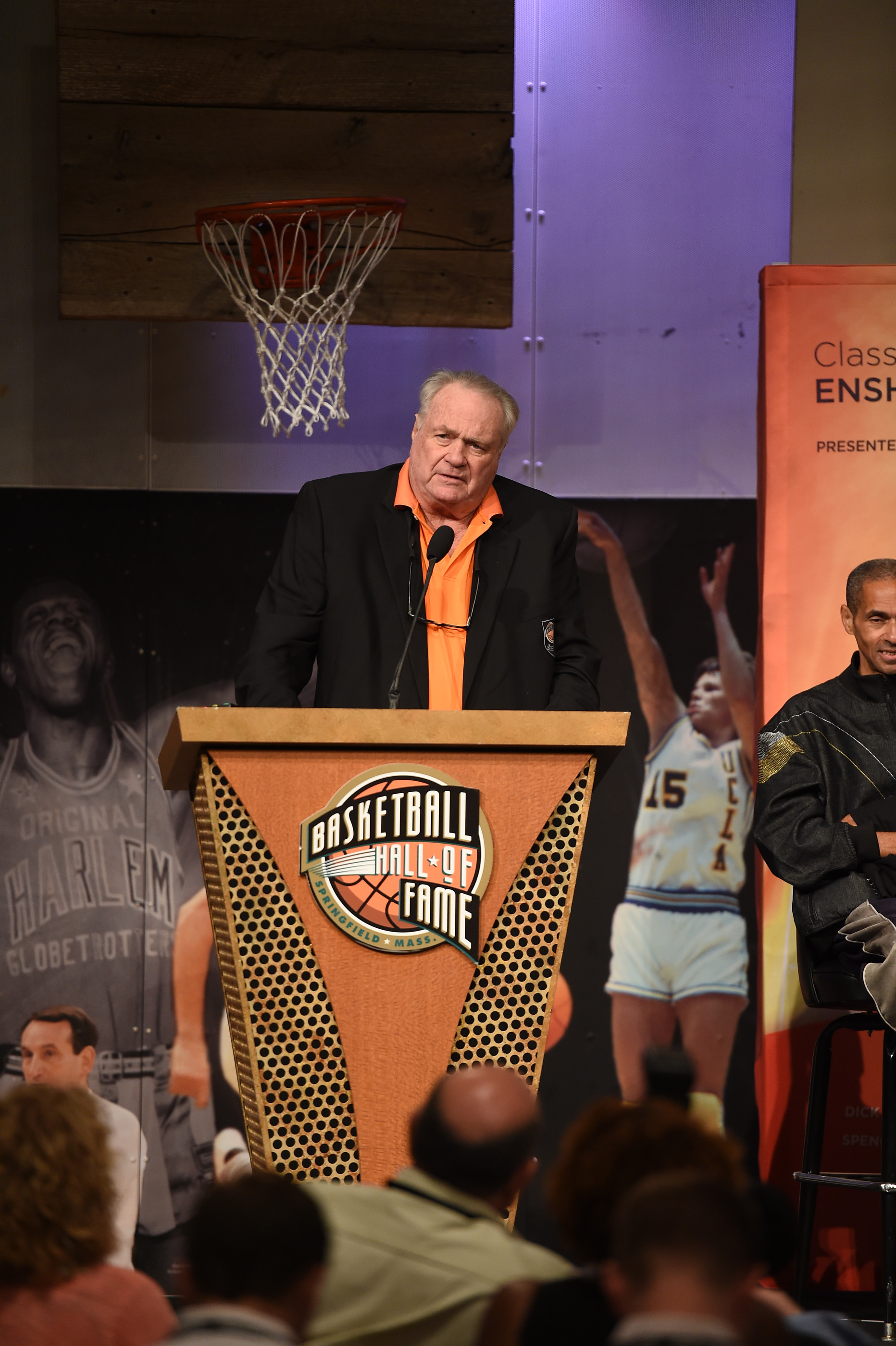 NBA Hall of Fame inducts Tommy Heinsohn as a coach and Jo Jo