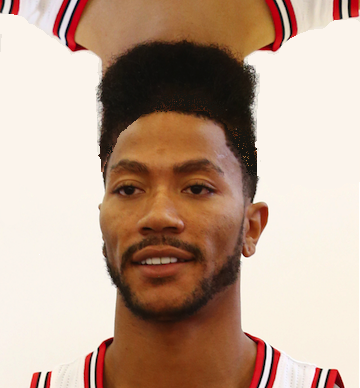 Derrick Roses Hair Is Now As Big As Nikola Mirotics Beard Blog A