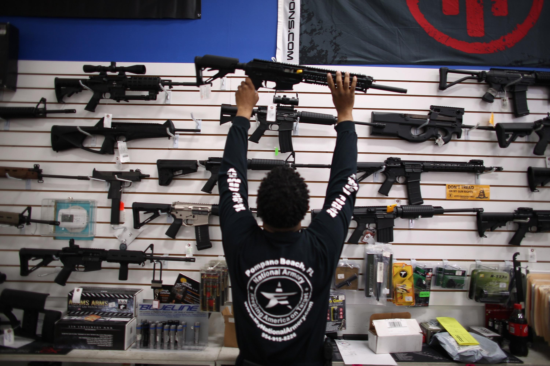 If I tell my psychiatrist that I have schizophrenia, can I still legally buy a gun?