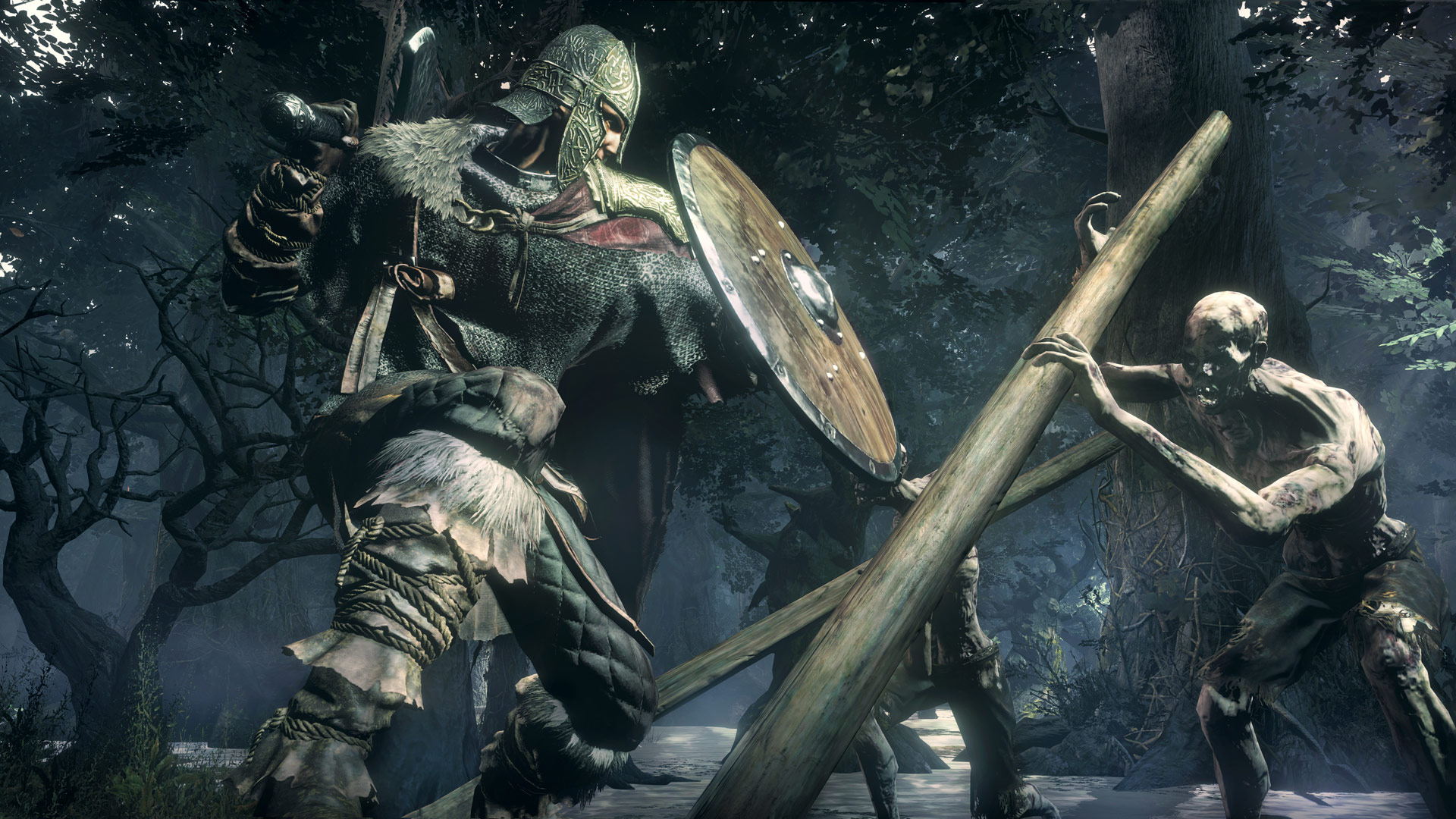 See the multiplayer side of dark souls in new