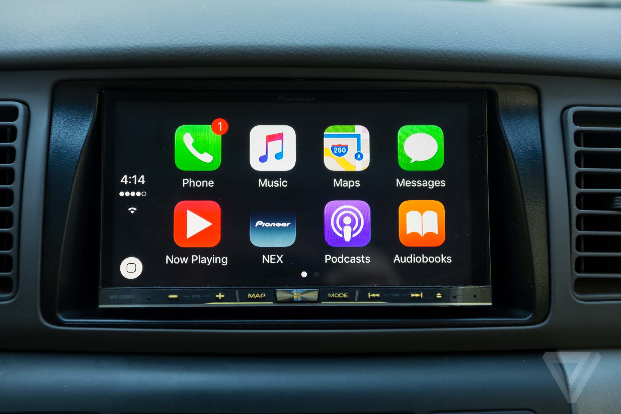 getting apple carplay and android auto in your car is easier than you think the verge. Black Bedroom Furniture Sets. Home Design Ideas