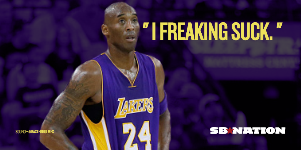 Kobe Says He S The 200th Best Player In The Nba At Present