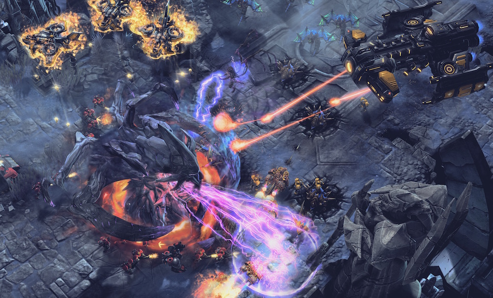 StarCraft: The past, present and future | Polygon