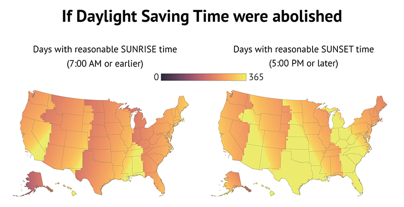 Daylight saving time begins sunday 6 things to know about for When was daylight savings time started