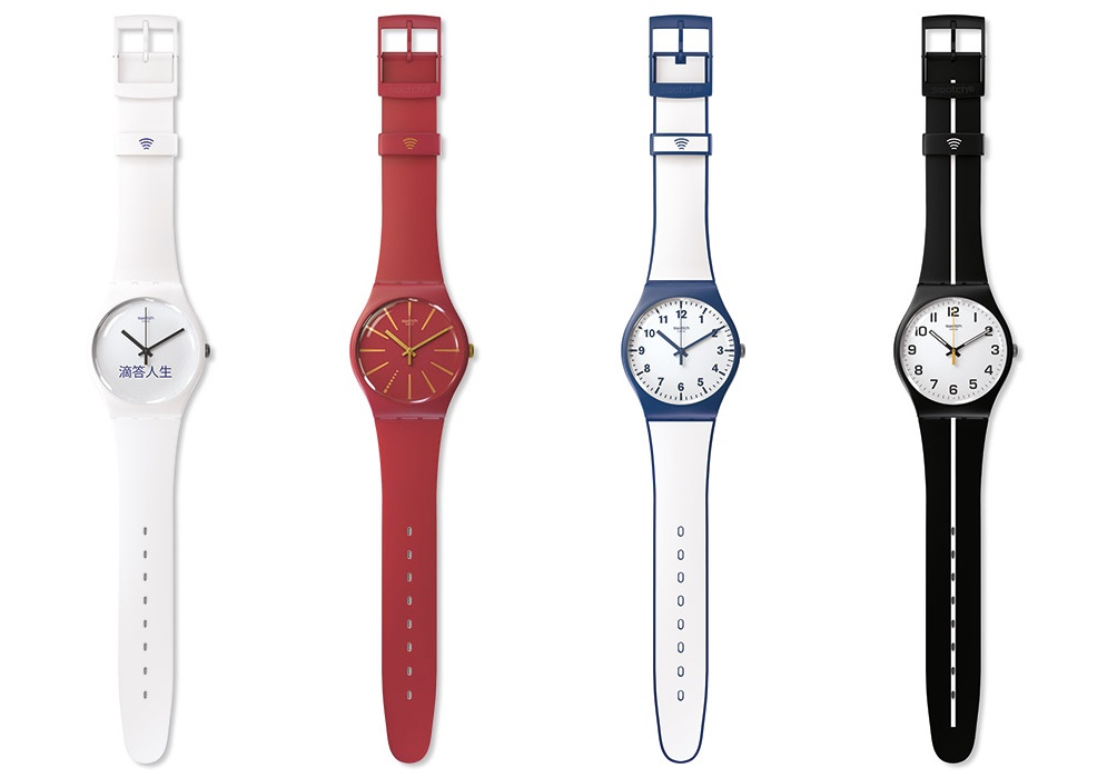 Swatch partners with Visa to bring NFC payments to its ...