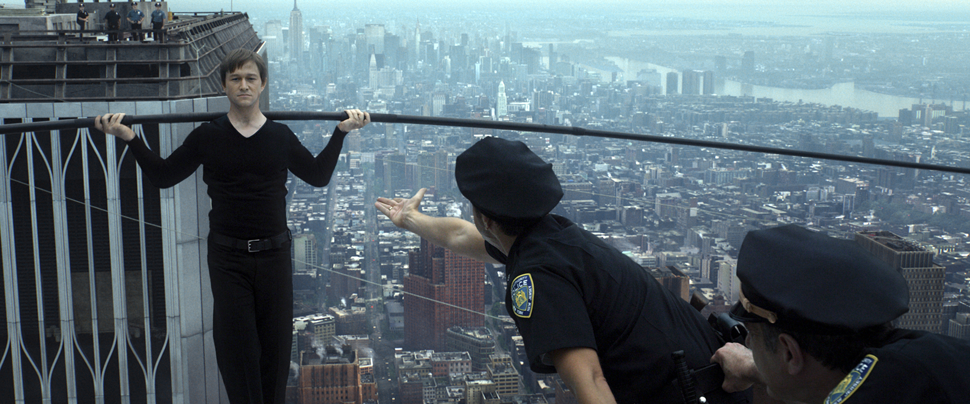 The Real Story Behind Philippe Petit S High Wire Act In