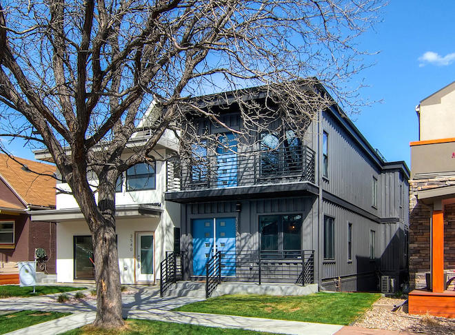 Ultra Luxe Shipping Container Home In Denver Wants 749k
