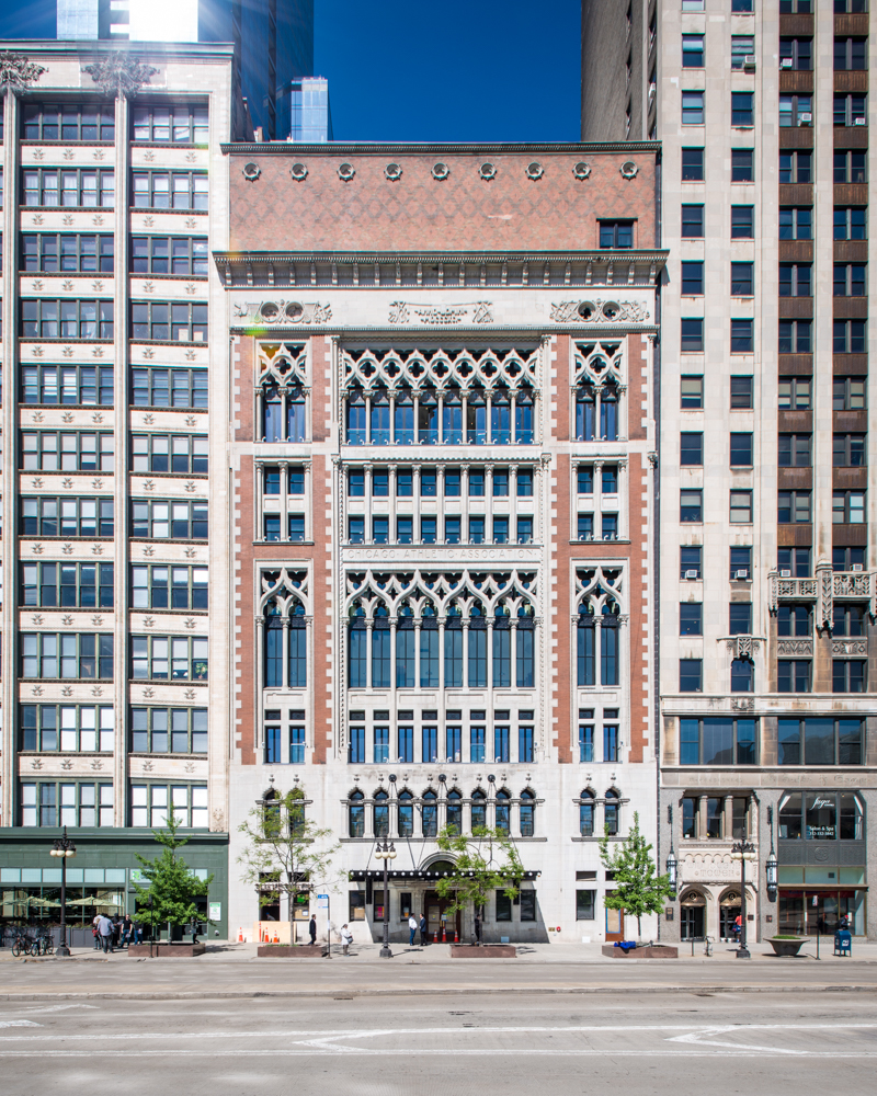 A tour through the new chicago athletic association hotel for New hotels in chicago
