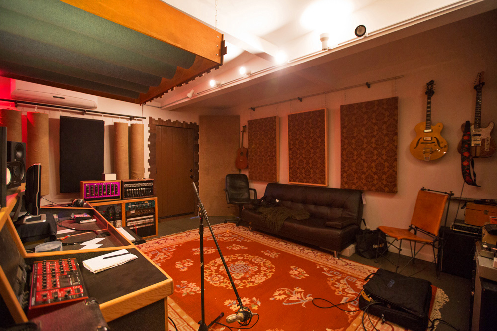 Magnificent Inside The Underground World Of Las Home Recording Studios Largest Home Design Picture Inspirations Pitcheantrous