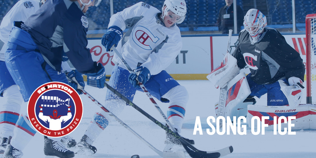 Canadiens Vs Bruins Winter Classic Game Thread Roster Lines And