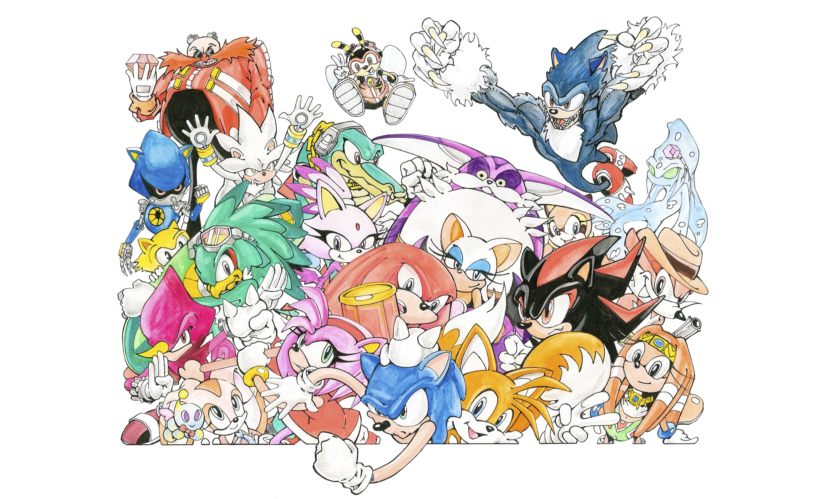 sonic the hedgehog s long great rocky history polygon
