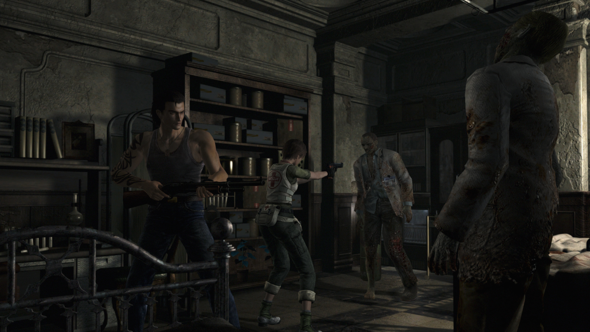 Resident Evil 0 Hd Remaster Review Polygon